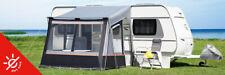 dwt Teilzelt Fortuna II 250 x 280 cm Reisezelt Outdoor Camping Wohnwagenvorzelt