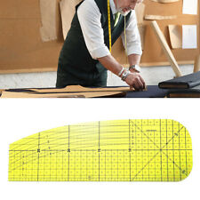 Hot Ironing Ruler Patch Tailor Craft DIY Sewing Supplies Measuring Handmade Tool