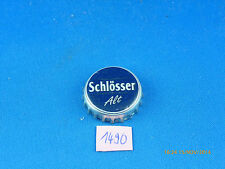 """älterer Kronkorken von der Brauerei Schlösser, Düsseldorf """"Radeberger Gruppe"""" 1"""