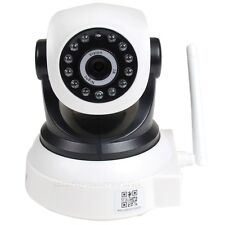 Wireless Wifi Security Camera Baby Monitor IP Network Smartphone IR Night BKW