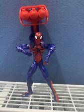 Marvel Leyendas Spiderman Classics Web ataque figura Toybiz lanzador de misiles 2002