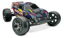Traxxas Rustler VXL 1/10 brushless estadio Truck TSM rock and roll #37076-4