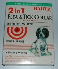 Flea and Tick Collar HARTZ (white)  for Puppies