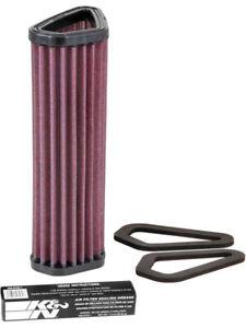 K&N Air Filter FOR DUCATI 1098R 1198 (DU-1007R)
