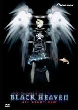 Legend of Black Heaven Vol. 3: All Right Now DVD Brand New *