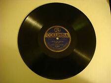 Columbia Records 78 rpm Frank Croxton A1305 I Heard the Voice of Jesus Say 1913
