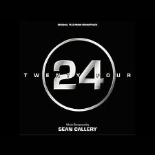 ", TV Show ""24"" Original Musical Score CD, Excellent Soundtrack"