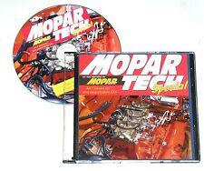 ☛ Mopar Action 7-Issue Tech Special C-D Rom Great  Ref. Lowbuck Secrets & Tricks
