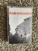 Bad Religion - Stranger Than Fiction - Cassette Tape - VG+.  See Pics