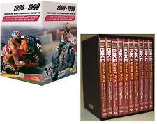 MOTO GP 1990-1999 DVD - Grand Prix Motorbikes 10 MotoGP Reviews MICK DOOHAN NEW