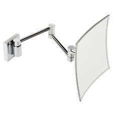 Specchio da bagno cosmetico per trucco e barba ingranditore regolabile moderno