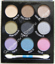 Hard Candy Kaleidoscope Eye Shadow Palette 9 Powder Colors Free US Shipping