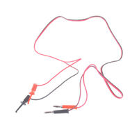 Multimeter Test Banana Plug To Test Hook Clip Probe Cable For Multimeter IS