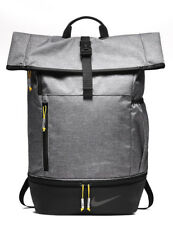 Nike Golf Modern Sports Backpack Gray Soccer Gym 100% authentic BA5743-036