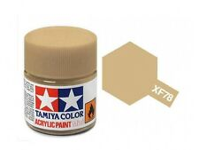 TAMIYA Acrylic Paint 10ml XF-70 to XF-86 | Choose Your Colour: