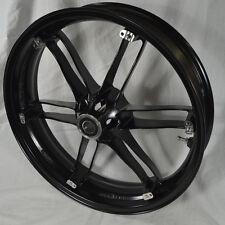 G0110.02A8BYT, NEW Buell Front Villian Black Wheel, All XB'S & 1125's