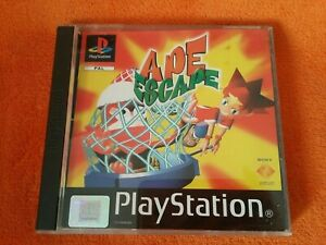 SONY PS1 Playstation 1 Ape Escape PAL