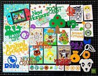Animal Crossings Scrapbook Kit! Project Life, Paper, die cuts, Nintendo Switch