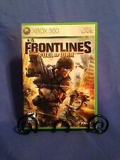 FRONTLINES: Fuel Of War XBox 360 Xbox Live 2008