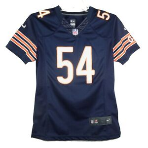 Nike Jersey NFL Football Size L Youth Brian Urlacher #54 Chicago BearsNWOT