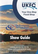 The Emergency Services Show 2008 Guidebook