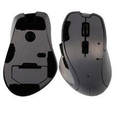 Skinomi Full Body Film Brushed Steel Gaming Mouse Cover Skin for Logitech G700
