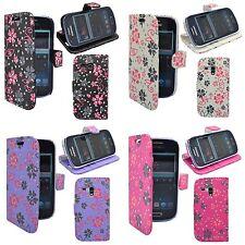 Custodie portafoglio Per Samsung Galaxy Mini in pelle per cellulari e palmari
