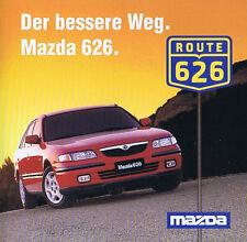 Mazda 626 Der bessere Weg CD Route 626 Matchbox, Roger Miller, Kim Weston