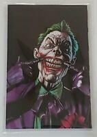 Batman #100 Mico Suayan Virgin Color Variant *Joker War*