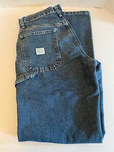 Wrangler 30x32 Carpenter Men's Jeans Denim Blue