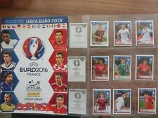 PANINI road to Euro 2016 * ALBUM VUOTO + SET COMPLETO COMPLETE SET Empty album