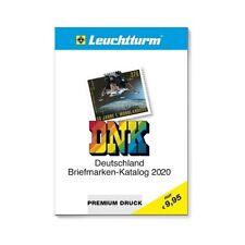 Leuchtturm DNK Deutschland Briefmarken Katalog 2020 Preisführer PORTOFREI NEU!