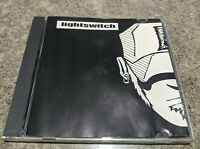 Lightswitch CD - Jacksonville Florida rock band, 1999 Very Rare independent Issu