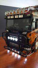 1/14 Tamiya Scania R-cab Metal Light Animal Guard V4
