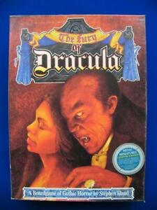 The Fury Of Dracula - Games Workshop - Ltd Edition With Metal Figures - VG+
