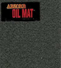 Oil Abzorb Garage Polypropylene Rug Oil Mat, 5' Length x 3' Width, New