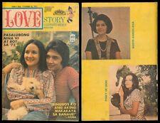 1975 Philippines LOVE STORY KOMIKS MAGASIN Rudy Fernandez #174 Comics