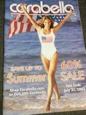 Carabella swimsuit #99 Summer Sale 2003 edition + SEXY swimsuits & swimwear