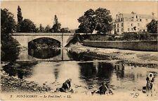 CPA    Pont- Scorff - Le Pont -Neuf  (431176)