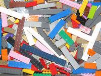 Lego ® Gros lot Vrac 100g Plaque Double Plate Platten Mix Modèle & Couleur NEW