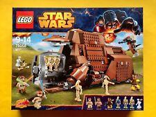 Lego Star Wars 75058 MTT set OVP instrucciones completamente Droid personaje nuevo box ucs moc