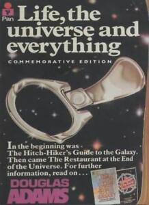 Life, the Universe and Everything,Douglas Adams