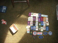 vintage University of Toronto Original Ribbon and many other ribbons + patches