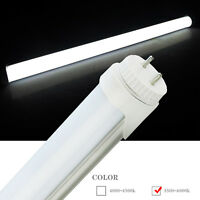 "Rotatable F15T8 LED Tube Light 7W 18""(17-3/4"" pin to pin) Works from 12-30V DC"