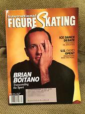INTERNATIONAL FIGURE SKATING MAGAZINE  Vol. 4 Issue 1 1998 Brian Boitano