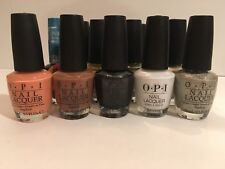 Opi Nail Polish, 0.5 oz, Many Colors- You Pick