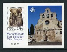 Spain 3759 MNH Sculpture from San Salvador Monastery Ona 2010. x28589