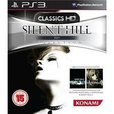 Silent Hill HD - Collection For PAL PS3 (New & Sealed)