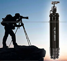 1626mm Kamerastativ mit Kugelkopf Stativ WF-6662A FÜR canon nikon Fotostativ