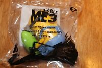 Despicable Me 3 Rocket Racer Minion 2017 McDonald's Happy Meal Toy #2 NIP